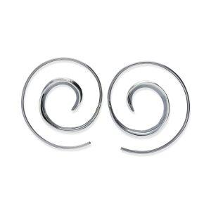 pendientes gipsy espiral M