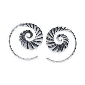 pendientes gipsy espiral S