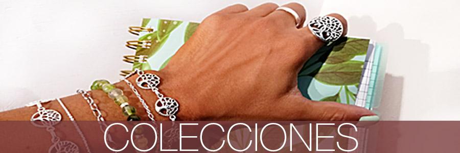 Consulta nuestras colecciones especiales. Joyas en plata para ocasiones especiales