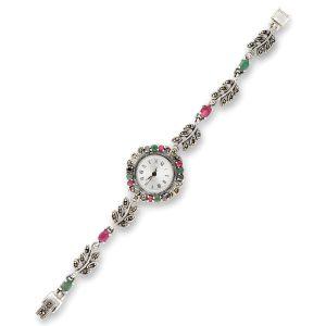Reloj piedra preciosa
